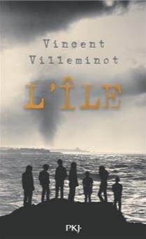 L'île - Vincent Villeminot