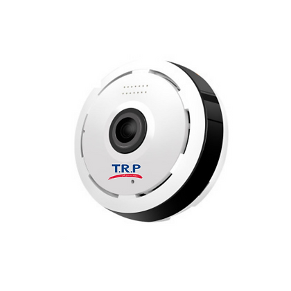 מצלמת אבטחה פנורמית 360 אלחוטית