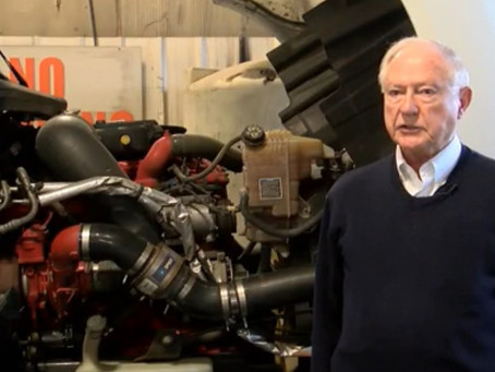 Fuel savings and emission reduction of SPI.System's SPIER System featured on Local news