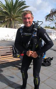 Paul PADI Instructor