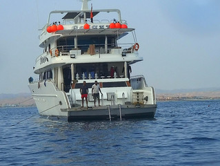 My Dive Trip of a Lifetime: Destination The Red Sea, Egypt
