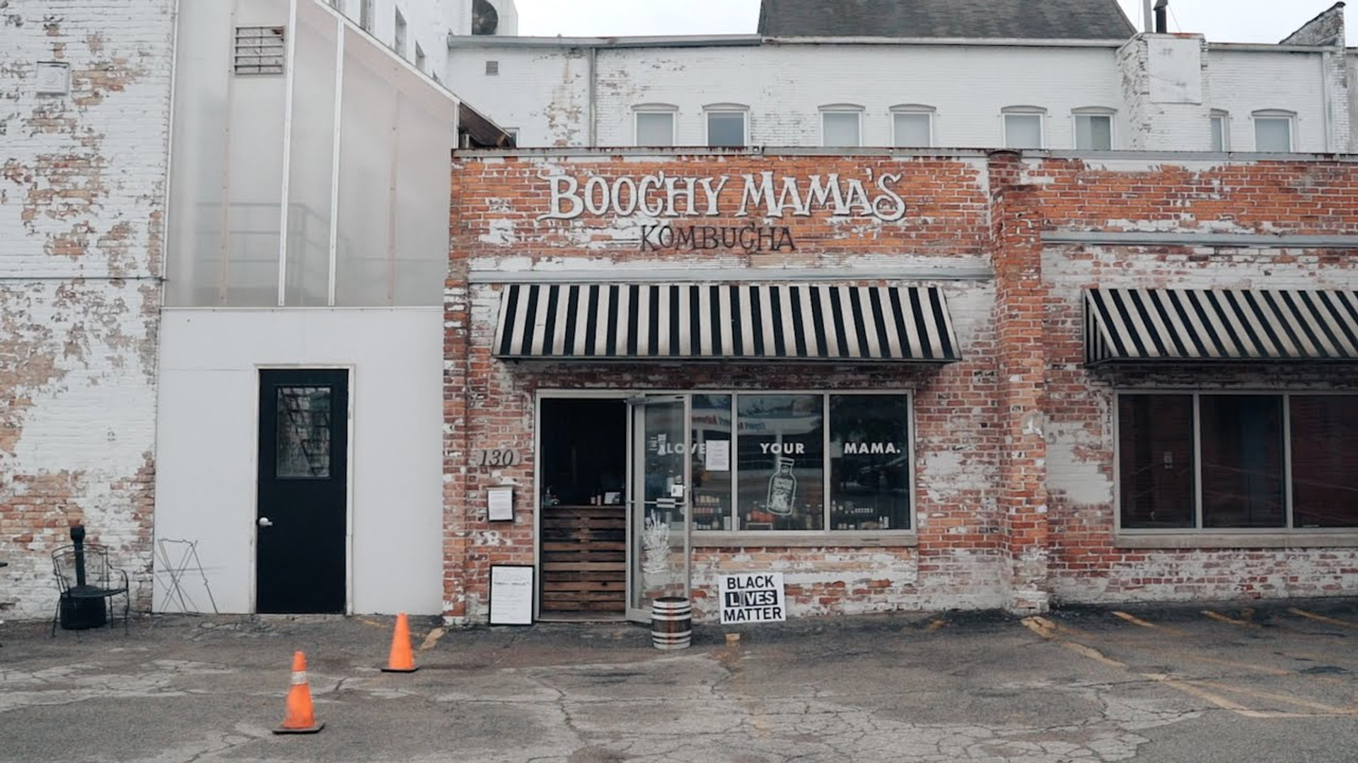 Boochy Mama's   COVID-19 Storefront Update