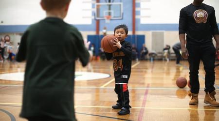 YMCA of Greater Toledo | Jr. Cavaliers Youth Basketball Program