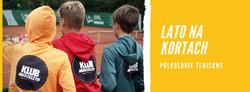 Półkolonie tenisowe Klub Miedzeszyn