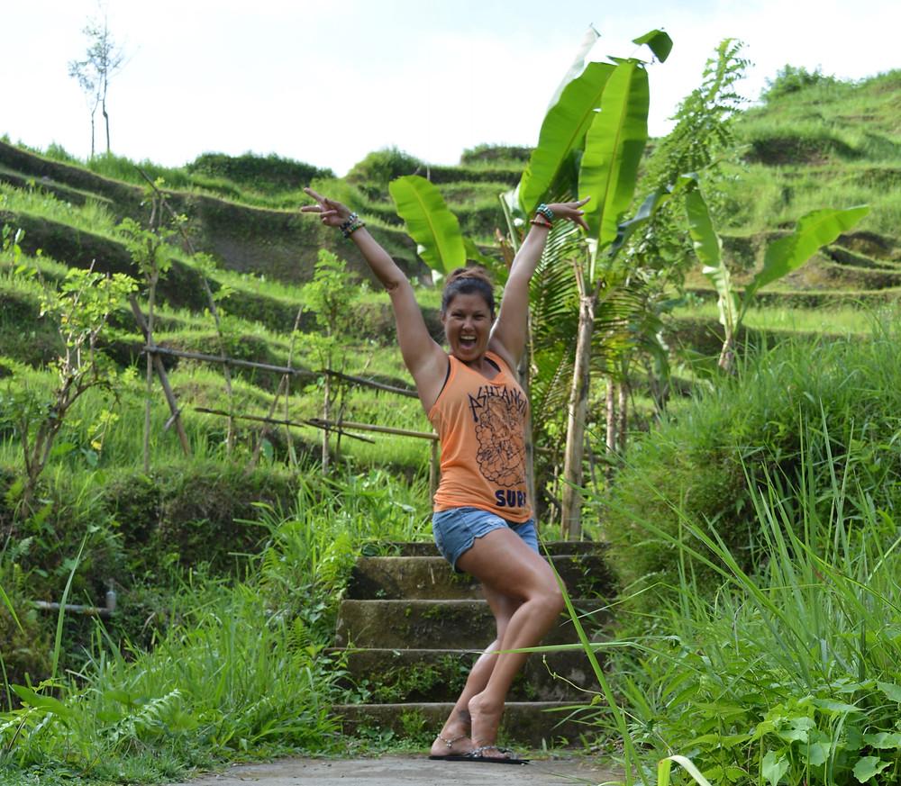 Ubud, Bali, Indonesia (Rice Fields)