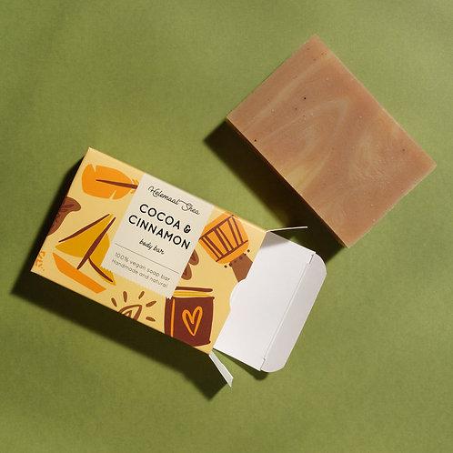 Cocoa & Cinnamon - Body Soap Bar