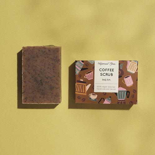 Coffee Scrub - Body Soap Bar