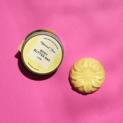 Vanilla - Body Butter Bar
