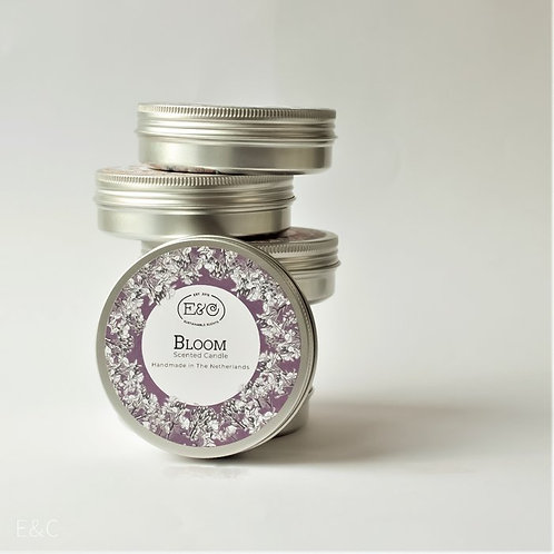 BLOOM - Travel Tin Candle