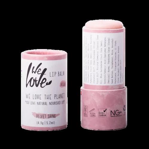 Natural lip balm - Velvet Shine (vegan) - Mango
