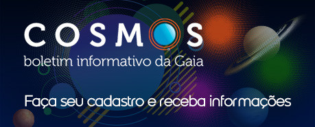 Cosmos- Boletim informativo da Gaia