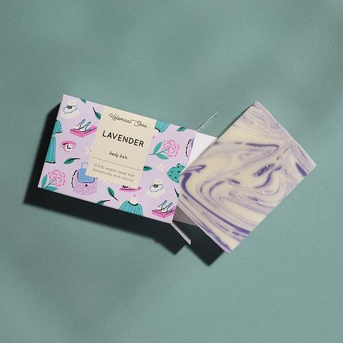 Lavender - Body Soap Bar