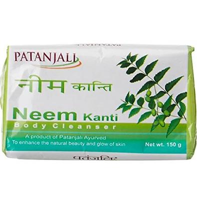 Картинки по запросу patanjali neem kanti soap