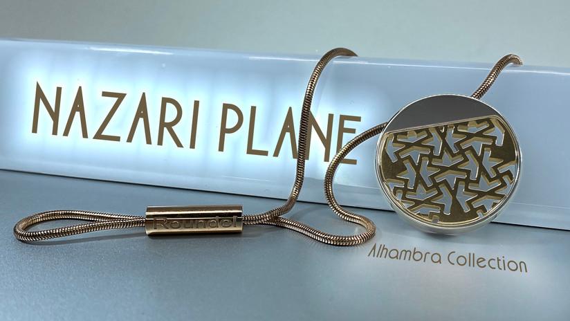 Nazari Necklace. Plane.