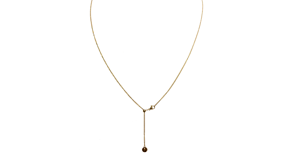 Adjustable Cuban Gold Chain