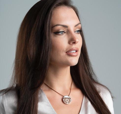 Roundel Necklace
