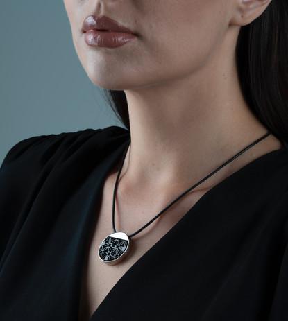 Roundel Nazari Necklace