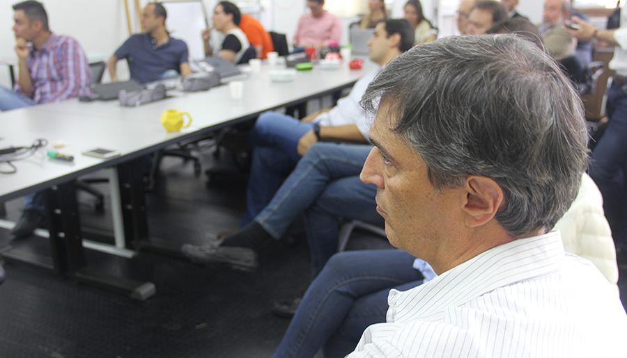 Jaime Ángel, Presidente de Corona