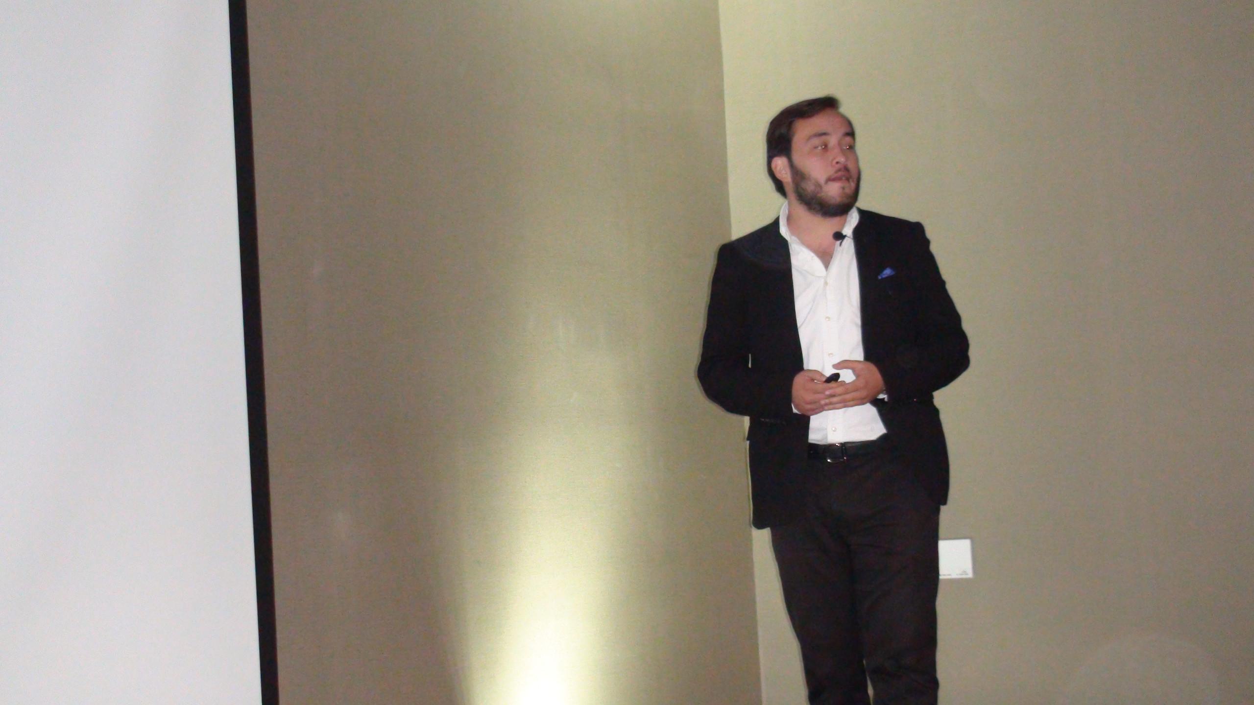 Daniel Rodriguez, Cofundador de APES, explica lo que hicieron para resolver el reto de Inteligencia de Negocios en Logística de Sodimac Colombia