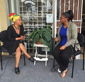 Interviewing NAACP Youth President.jpg