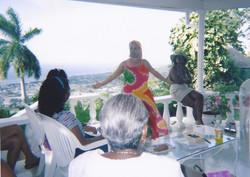 Theresa Speaking in Jamaica (2)