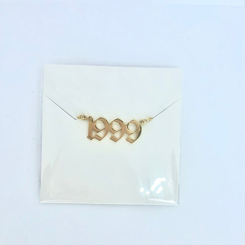1999  Necklace