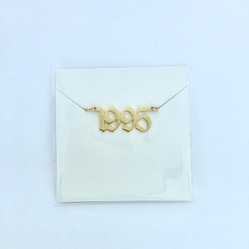 1995 Necklace