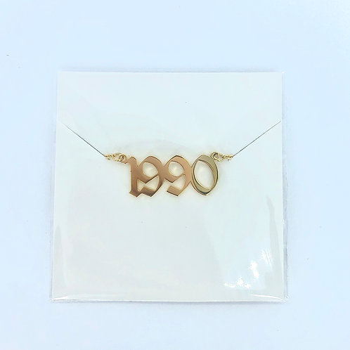 1990's Necklace