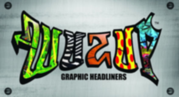 Wuzup Graphic Headliners