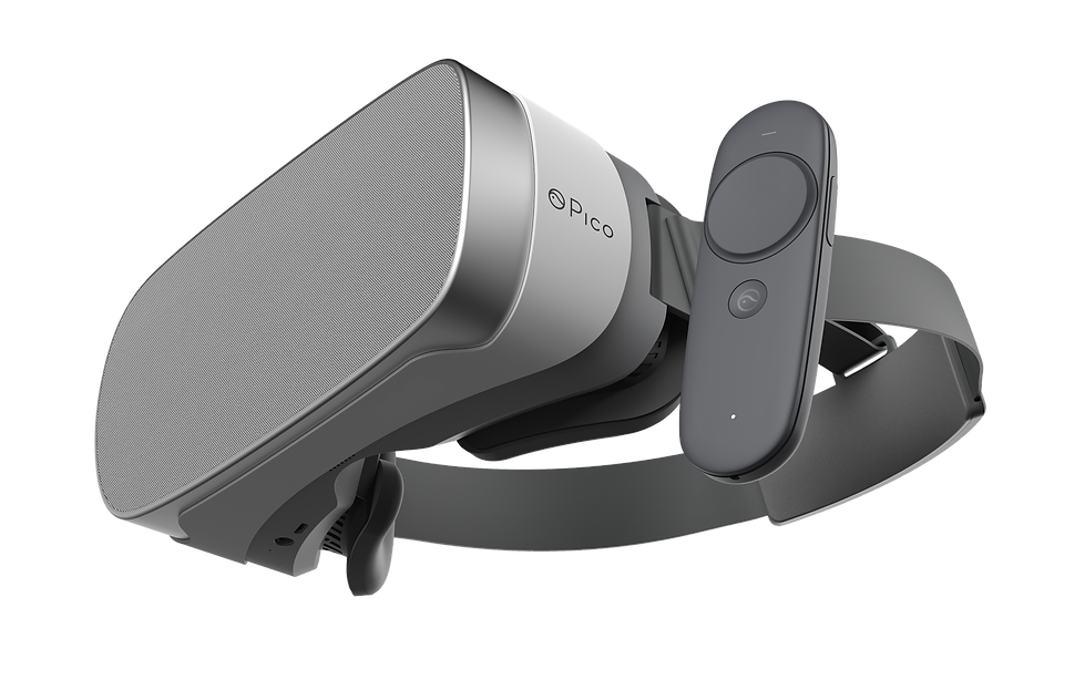 Vivid Vision is excited to announce support for the all-in-one headset, the Pico Goblin! The Pico Goblin is the newest addition to devices supported by Vivid Vision's prescribable software platform, Vivid Vision Home.