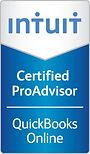 QuickBooks Online Certified Advisor Logo