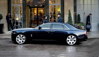 Rolls Royce Transfer