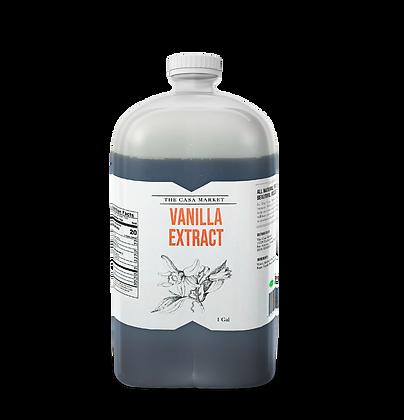 The Casa Market - Vanilla Extract 1 Gallon