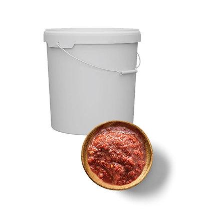 Sr Pepper - Chile Guajillo Paste 44 Lbs
