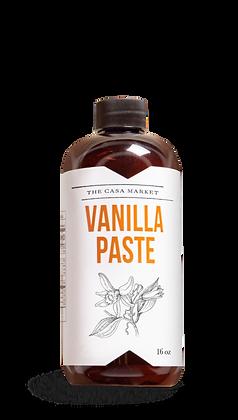 The Casa Market - Vanilla Paste 16 oz