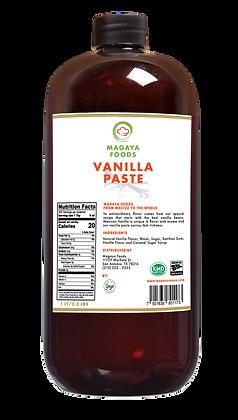 Magaya Foods Vanilla Paste 1Lt/2.2Lbs