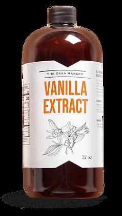 The Casa Market - Vanilla Extract 32 oz