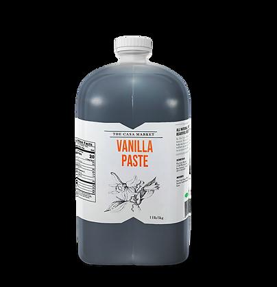 The Casa Market - Vanilla Paste 5 Kg/ 11 Lbs