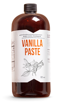 The Casa Market - Vanilla Paste 32 oz