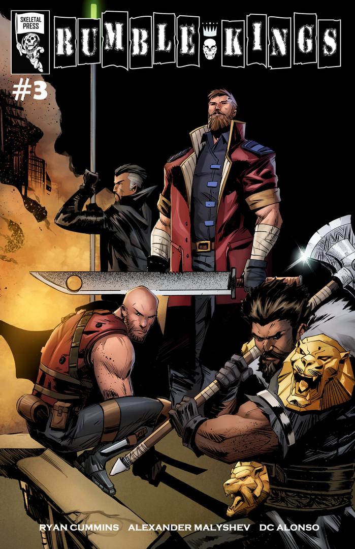 Rumble Kings #3