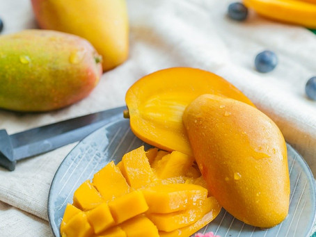 Mango, the summer sentiment