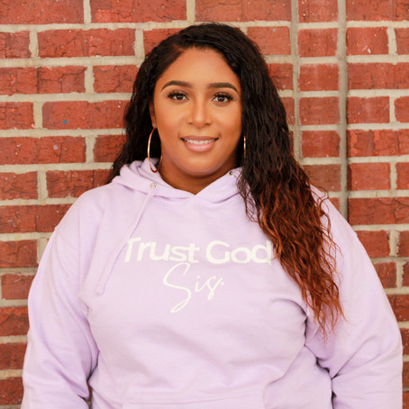 Shan Lucas is Trusting God