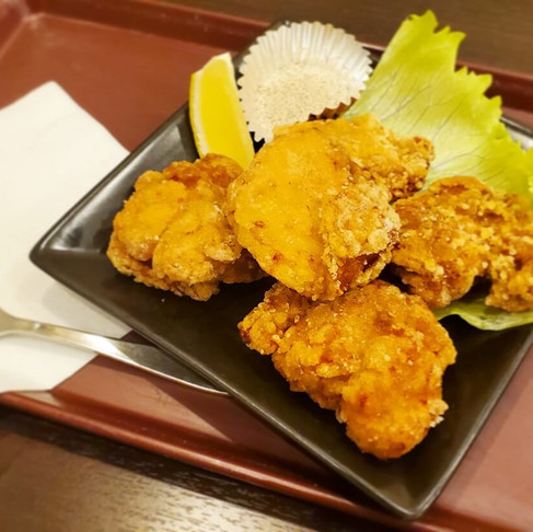 インターネットカフェ「コローレ」の絶品フードメニュー!~鶏のからあげ~