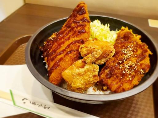 インターネットカフェ「コローレ」の絶品フードメニュー!~メガ盛り丼&メガチキ丼~