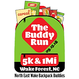 North East Wake Backpack Buddies | Get Involved | Business | Community Champion | The Buddy Run