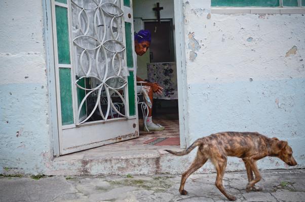 ELDERLY IN CUBA