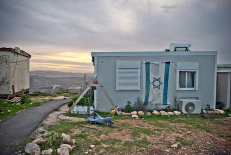 ISRAEL & THE SETTLEMENTS