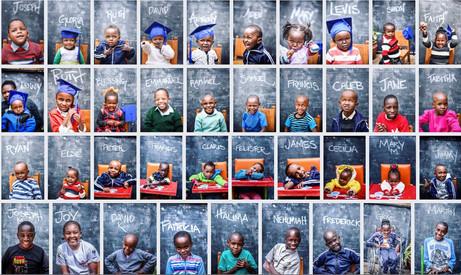 SPECIAL NEEDS SCHOOL PORTRAITS