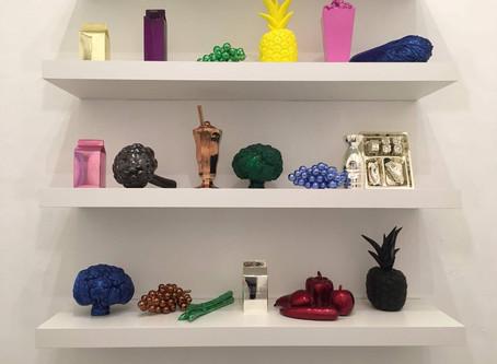אמנות בסלון או איך מקימים תערוכה ביתית