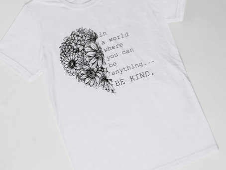 BE KIND - Raising money for Mind Charity